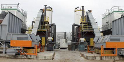EBAKI instala dos nuevas calderas de biomasa para secado de madera y serrín, y cuatro nuevos secaderos de la casa MAHILD para secado de madera.
